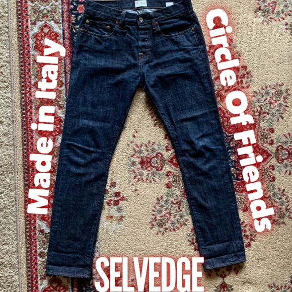 circle of friends Other - 🔥🔥 Circle of Friends premium Italian selvedge